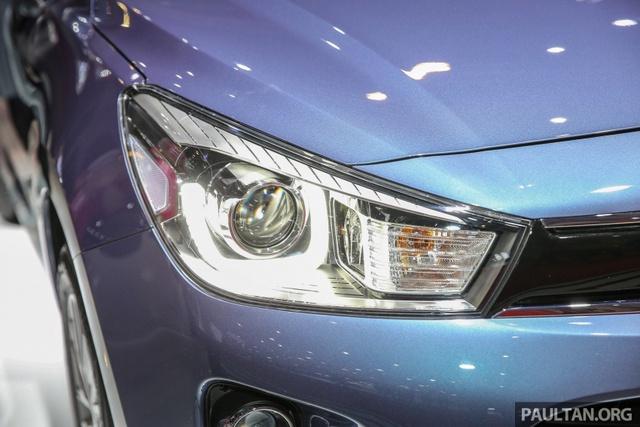 Kia Rio Hatchback 2017 cập bến Đông Nam Á với trang bị nghèo nàn - Ảnh 8.