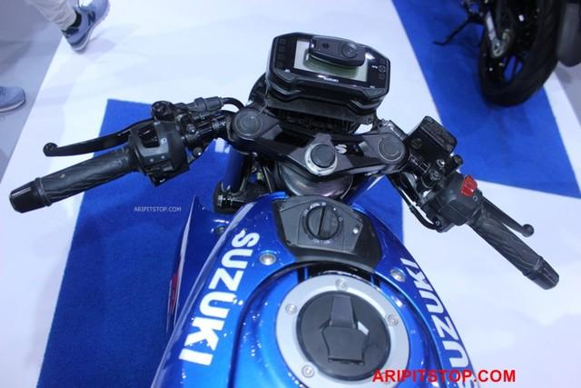 Chiêm ngưỡng phiên bản Café Racer của Suzuki GSX-R150 sắp ra mắt Việt Nam - Ảnh 14.