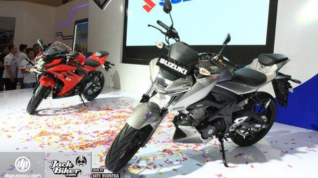 Chiêm ngưỡng phiên bản Café Racer của Suzuki GSX-R150 sắp ra mắt Việt Nam - Ảnh 15.