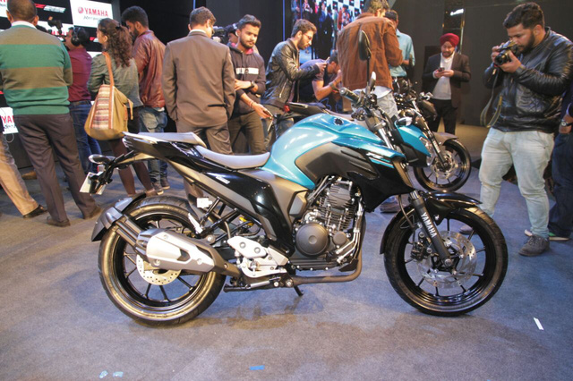 Nghi vấn naked bike giá rẻ Yamaha FZ 25 sắp ra mắt Đông Nam Á