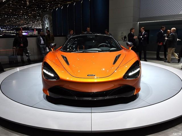 McLaren 720S - Lựa chọn mới cho nhà giàu Trung Quốc - Ảnh 1.
