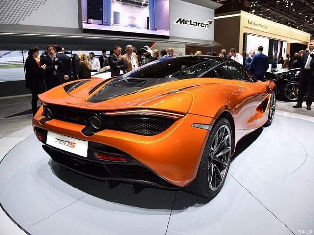 McLaren 720S - Lựa chọn mới cho nhà giàu Trung Quốc - Ảnh 2.