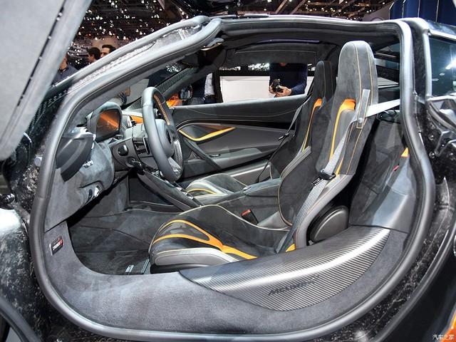 McLaren 720S - Lựa chọn mới cho nhà giàu Trung Quốc - Ảnh 3.