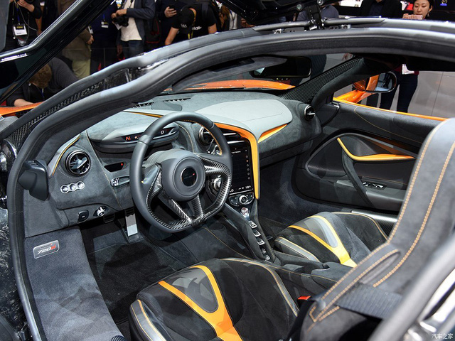 McLaren 720S - Lựa chọn mới cho nhà giàu Trung Quốc - Ảnh 4.