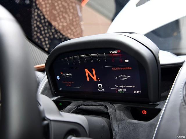 McLaren 720S - Lựa chọn mới cho nhà giàu Trung Quốc - Ảnh 5.