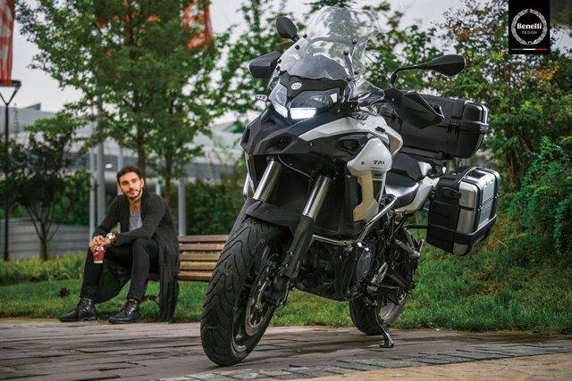 Benelli TRK 502 2017 sắp ra mắt Việt Nam với giá hấp dẫn - Ảnh 3.