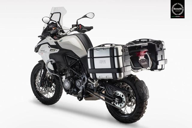 Benelli TRK 502 2017 sắp ra mắt Việt Nam với giá hấp dẫn - Ảnh 5.