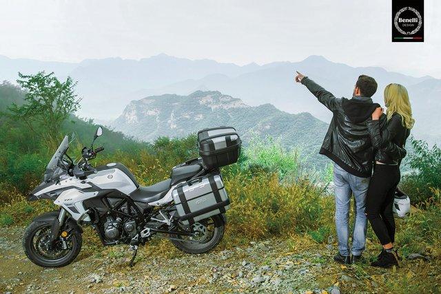 Benelli TRK 502 2017 sắp ra mắt Việt Nam với giá hấp dẫn - Ảnh 8.