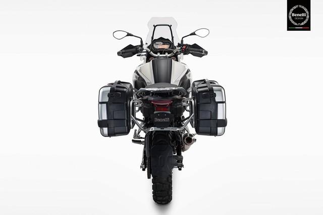 Benelli TRK 502 2017 sắp ra mắt Việt Nam với giá hấp dẫn - Ảnh 10.