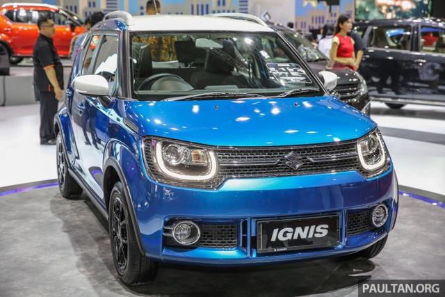 Cận cảnh xe đô thị dưới 300 triệu Đồng Suzuki Ignis mới ra mắt Đông Nam Á - Ảnh 1.