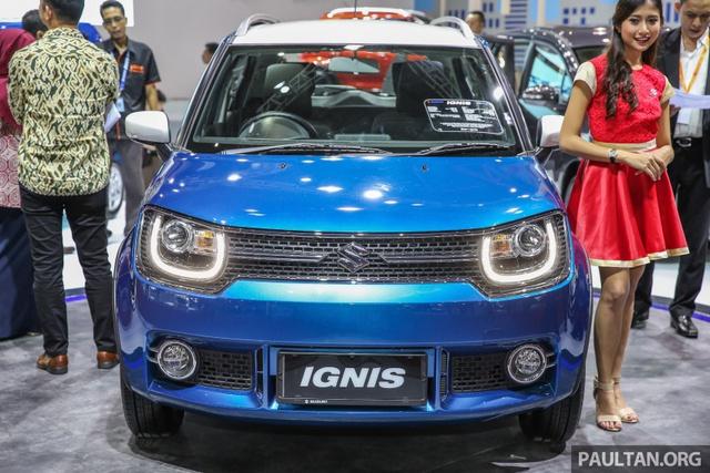 Cận cảnh xe đô thị dưới 300 triệu Đồng Suzuki Ignis mới ra mắt Đông Nam Á - Ảnh 4.