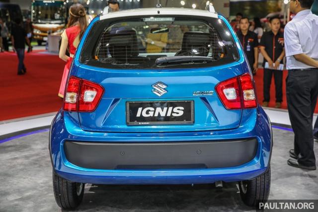 Cận cảnh xe đô thị dưới 300 triệu Đồng Suzuki Ignis mới ra mắt Đông Nam Á - Ảnh 3.