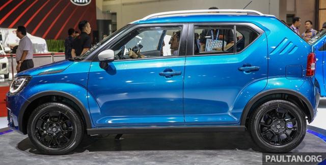 Cận cảnh xe đô thị dưới 300 triệu Đồng Suzuki Ignis mới ra mắt Đông Nam Á - Ảnh 5.