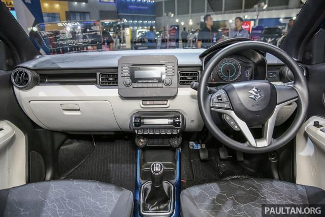 Cận cảnh xe đô thị dưới 300 triệu Đồng Suzuki Ignis mới ra mắt Đông Nam Á - Ảnh 7.