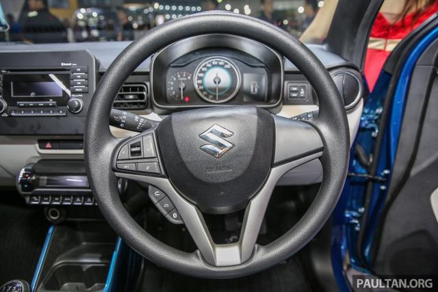 Cận cảnh xe đô thị dưới 300 triệu Đồng Suzuki Ignis mới ra mắt Đông Nam Á - Ảnh 9.