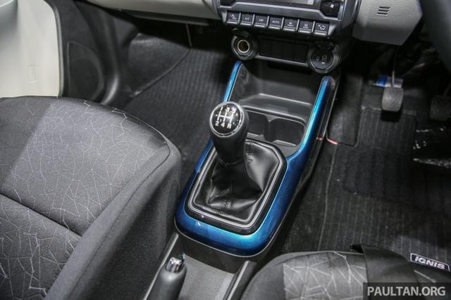 Cận cảnh xe đô thị dưới 300 triệu Đồng Suzuki Ignis mới ra mắt Đông Nam Á - Ảnh 12.