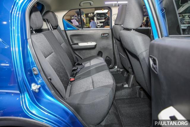 Cận cảnh xe đô thị dưới 300 triệu Đồng Suzuki Ignis mới ra mắt Đông Nam Á - Ảnh 13.