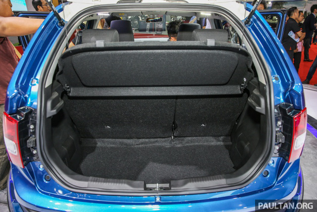 Cận cảnh xe đô thị dưới 300 triệu Đồng Suzuki Ignis mới ra mắt Đông Nam Á - Ảnh 14.