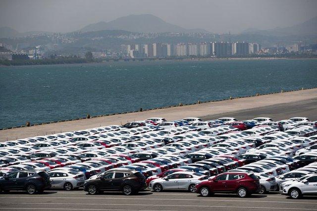 Khách hàng Trung Quốc lạnh nhạt với Hyundai và Kia - Ảnh 1.