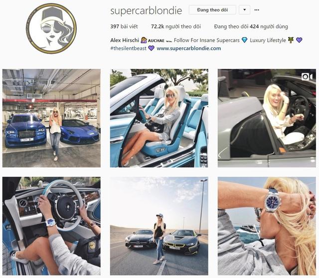 Làm quen với Supercar Blondie - Cô gái đến từ miền quê lái siêu xe để kiếm sống - Ảnh 5.