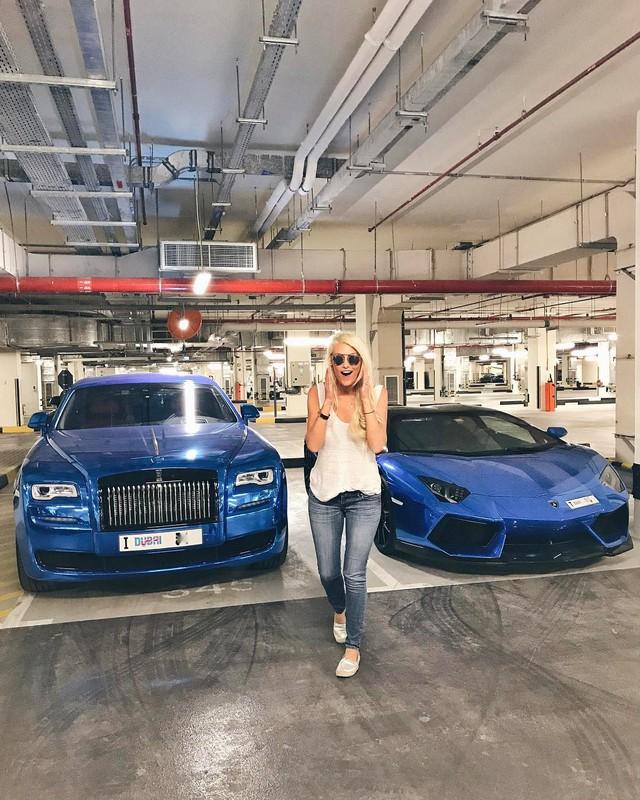 Làm quen với Supercar Blondie - Cô gái đến từ miền quê lái siêu xe để kiếm sống - Ảnh 8.