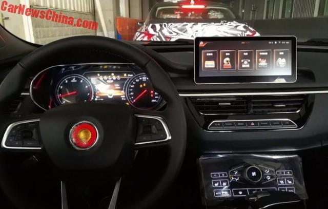 Bắt gặp phiên bản sang hơn của Mazda6 trên đường phố - Ảnh 5.