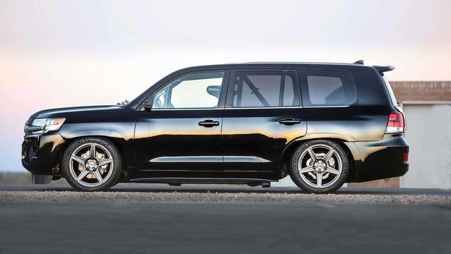 Toyota Land Cruiser 2.000 mã lực trở thành chiếc SUV nhanh nhất thế giới - Ảnh 4.