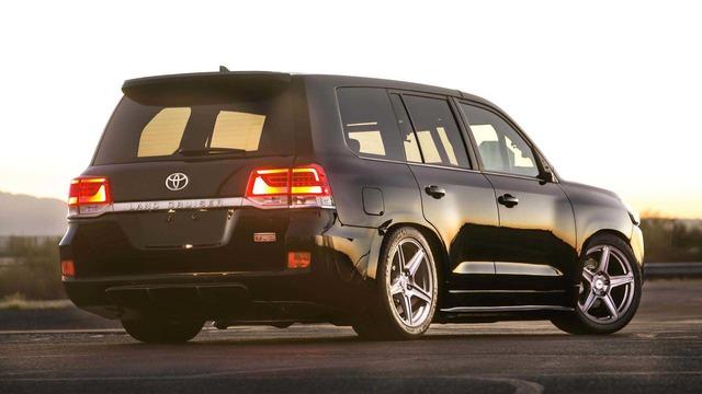 Toyota Land Cruiser 2.000 mã lực trở thành chiếc SUV nhanh nhất thế giới - Ảnh 5.