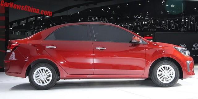 Kia Pegas - Xe sedan giá rẻ cho người lần đầu mua ô tô - Ảnh 4.
