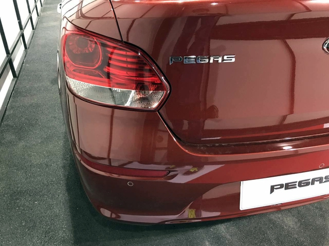 Kia Pegas - Xe sedan giá rẻ cho người lần đầu mua ô tô - Ảnh 11.