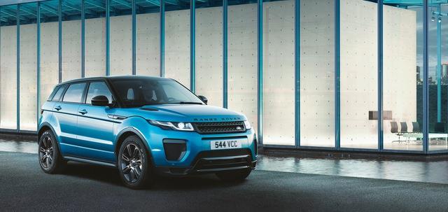 Land Rover giới thiệu Range Rover Evoque phiên bản đặc biệt mới - Ảnh 1.