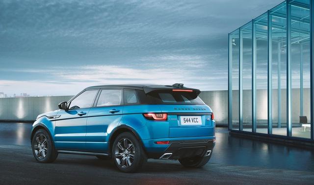 Land Rover giới thiệu Range Rover Evoque phiên bản đặc biệt mới - Ảnh 2.