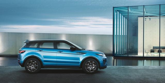 Land Rover giới thiệu Range Rover Evoque phiên bản đặc biệt mới - Ảnh 3.