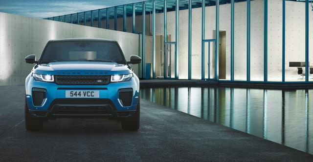 Land Rover giới thiệu Range Rover Evoque phiên bản đặc biệt mới - Ảnh 4.