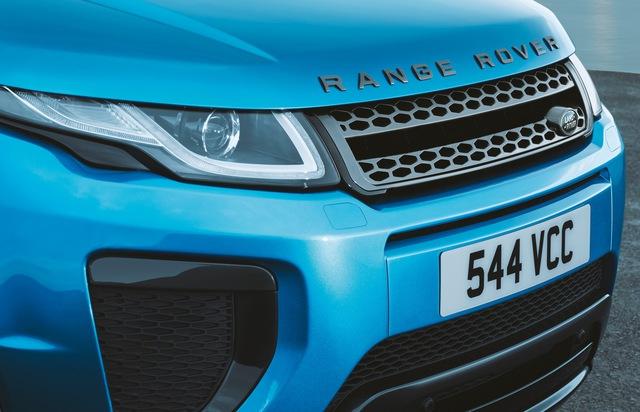 Land Rover giới thiệu Range Rover Evoque phiên bản đặc biệt mới - Ảnh 5.
