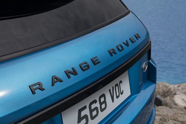 Land Rover giới thiệu Range Rover Evoque phiên bản đặc biệt mới - Ảnh 6.