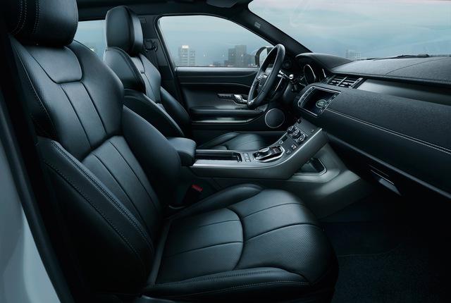 Land Rover giới thiệu Range Rover Evoque phiên bản đặc biệt mới - Ảnh 8.