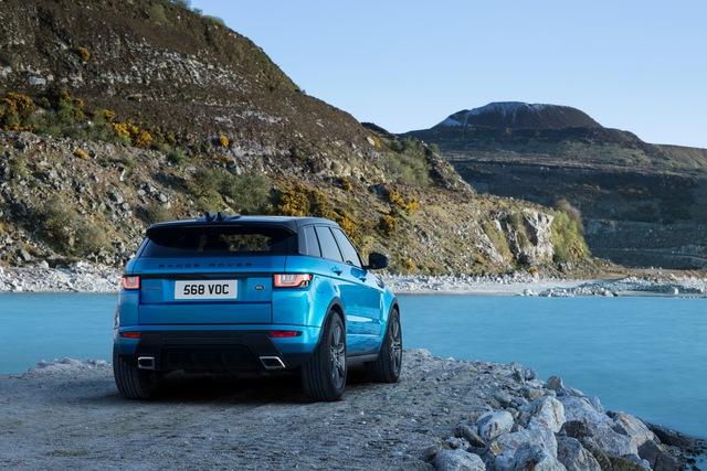 Land Rover giới thiệu Range Rover Evoque phiên bản đặc biệt mới - Ảnh 9.
