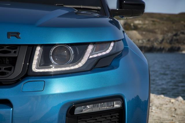 Land Rover giới thiệu Range Rover Evoque phiên bản đặc biệt mới - Ảnh 11.