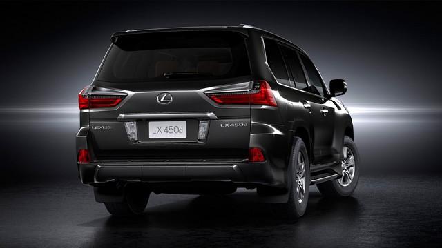 Chuyên cơ mặt đất Lexus LX450d 2017 không có ở Việt Nam được chốt giá từ 8,1 tỷ Đồng - Ảnh 3.