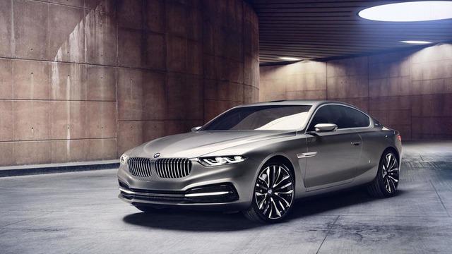 BMW 8-Series 2018 rục rịch ra mắt, cạnh tranh Mercedes-Benz S-Class Coupe - Ảnh 1.
