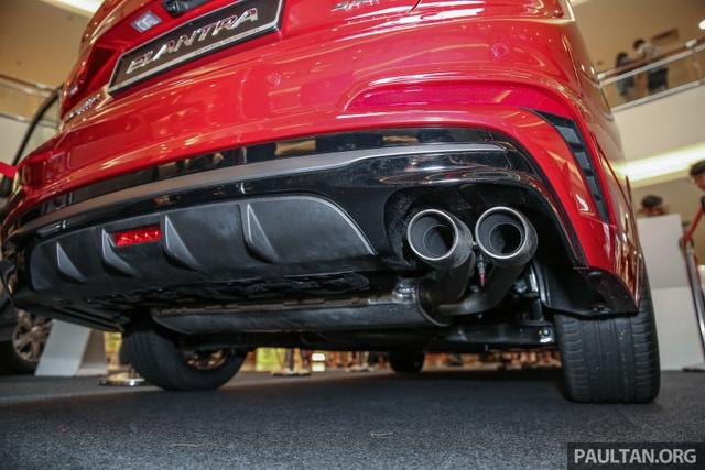Cận cảnh phiên bản thể thao của Hyundai Elantra 2017 tại Đông Nam Á - Ảnh 4.