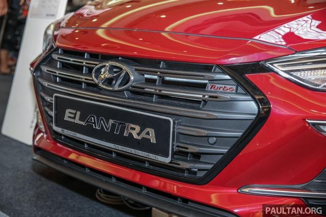 Cận cảnh phiên bản thể thao của Hyundai Elantra 2017 tại Đông Nam Á - Ảnh 5.