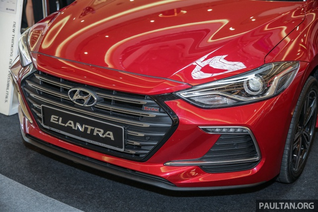 Cận cảnh phiên bản thể thao của Hyundai Elantra 2017 tại Đông Nam Á - Ảnh 6.