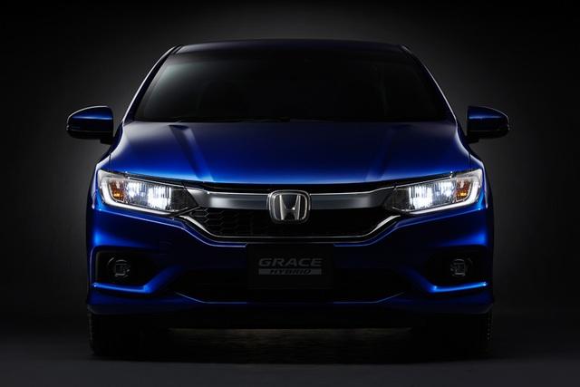 Honda City 2017 phiên bản Nhật nội địa được hé lộ - Ảnh 1.