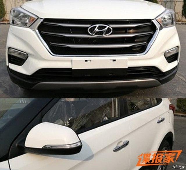 Hyundai Creta 2018 lộ diện với thiết kế khác xe ở Việt Nam - Ảnh 1.