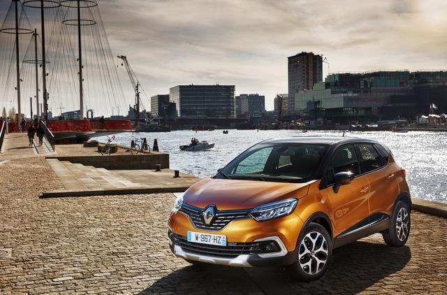 Crossover nhỏ mà có võ Renault Captur được nâng cấp nhẹ nhàng - Ảnh 2.