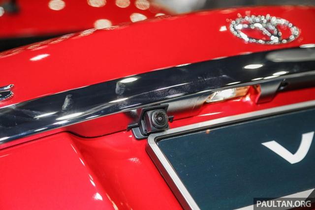 Ngắm Toyota Vios 2017 có camera 360 độ mới ngoài đời thực - Ảnh 8.