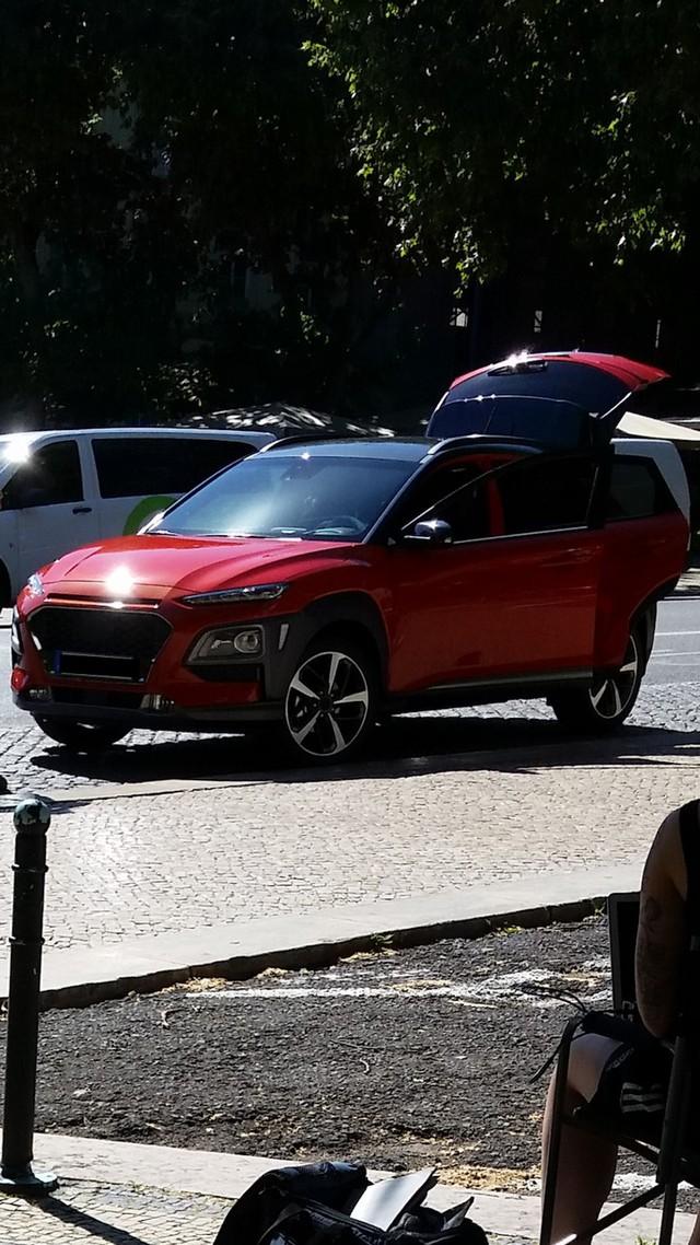 Hyundai Kona có khả năng về Việt Nam tiếp tục bị tóm sống - Ảnh 2.