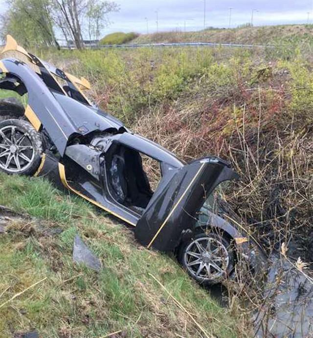 Sau tai nạn của Agera RS hàng thửa, Koenigsegg phải chế tạo siêu xe khác cho ông trùm bất động sản - Ảnh 1.